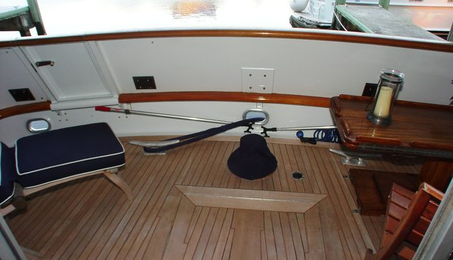 Yachts A Luck Charter Yacht - 2