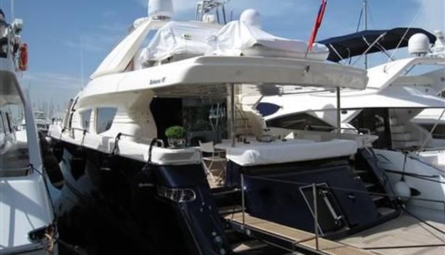 Posillipo 85 Charter Yacht - 2