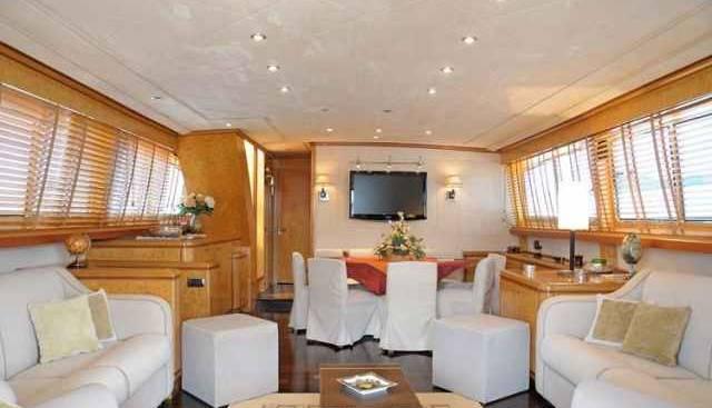 Asleco Charter Yacht - 4