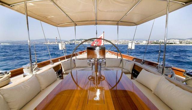 Aurelius 111 Charter Yacht - 6