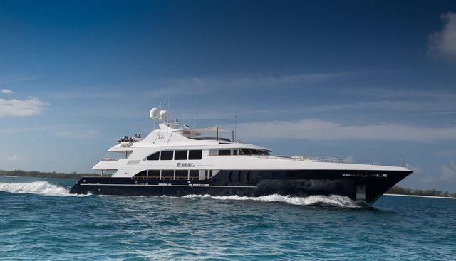 Rebel Charter Yacht
