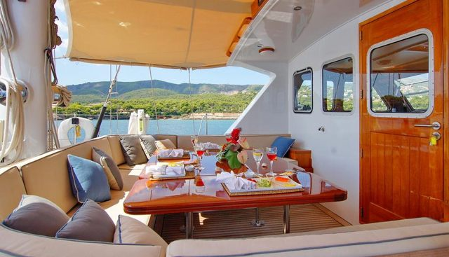Sea Shuttle Charter Yacht - 3