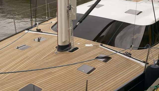 Black Pearl Charter Yacht - 4