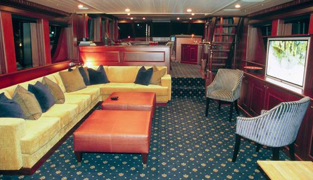 Oscar II Charter Yacht - 4