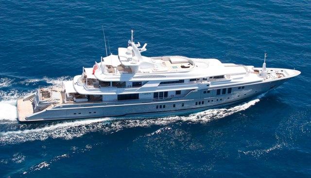 Siren Charter Yacht