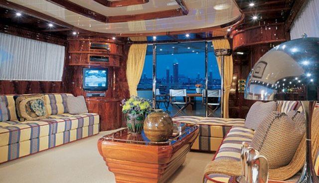 Sashay Charter Yacht - 2
