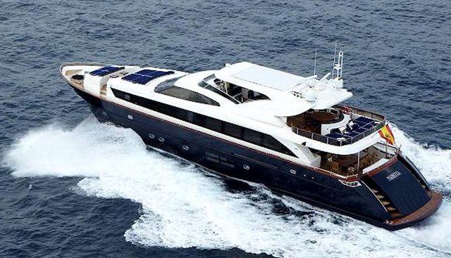 Nassica Charter Yacht