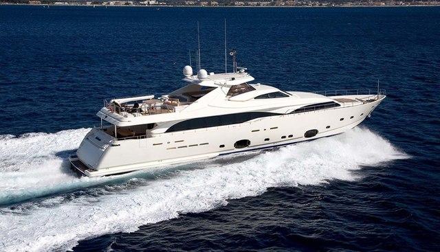 Tian Charter Yacht