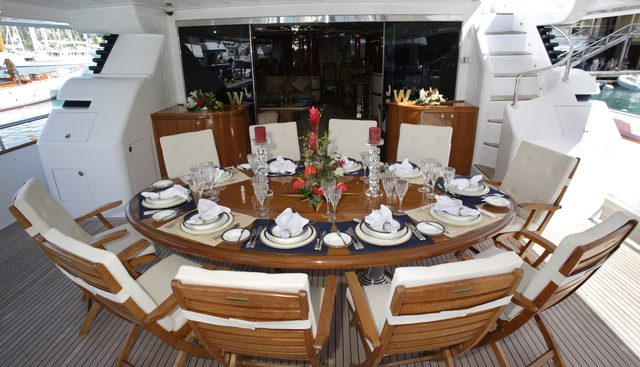 Wheels I Charter Yacht - 7