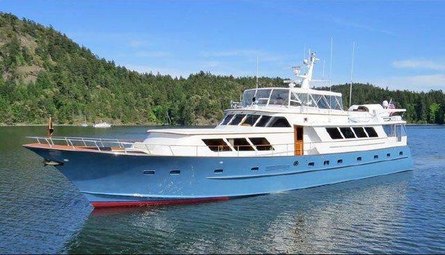 Midsummer Dream Charter Yacht