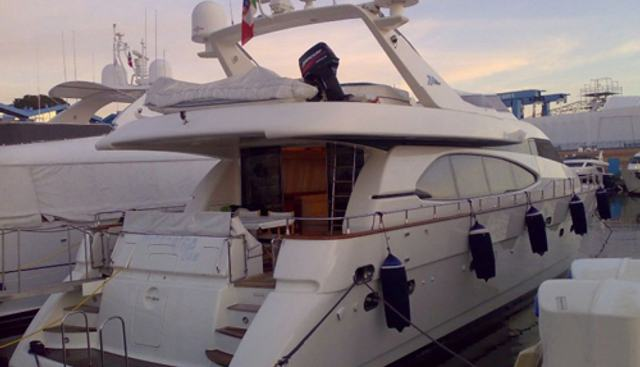 Papos M Charter Yacht - 3