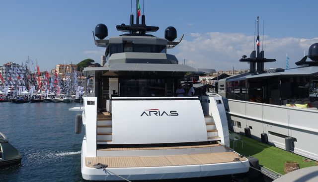 Aria.S Charter Yacht - 5
