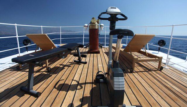 Buena Chica Charter Yacht - 3