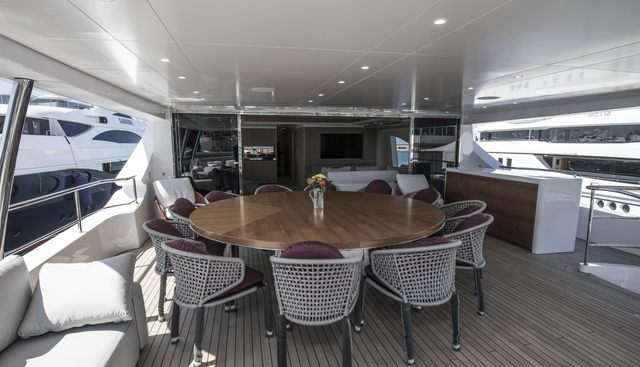 Seven Charter Yacht - 7