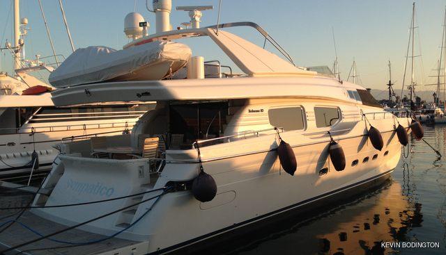 Sympatico Charter Yacht - 2