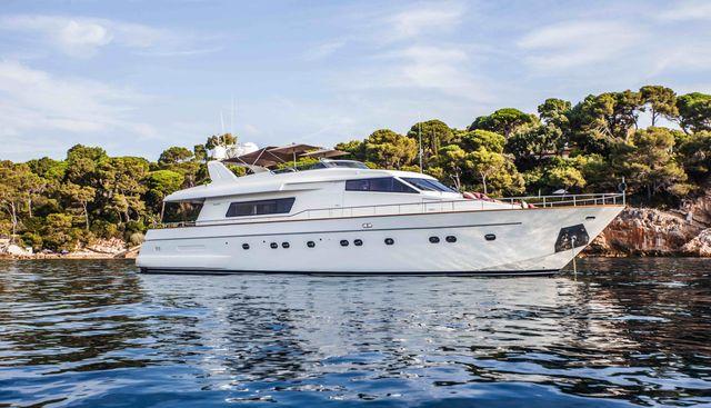 Solal Charter Yacht