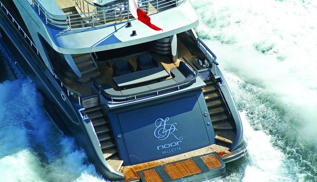 RL Noor Charter Yacht - 2
