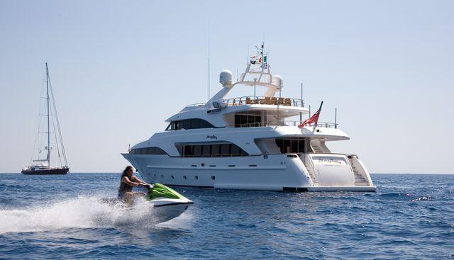 Black Rose Charter Yacht - 4