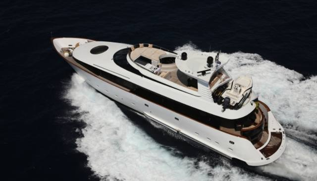 L'Or Charter Yacht - 8