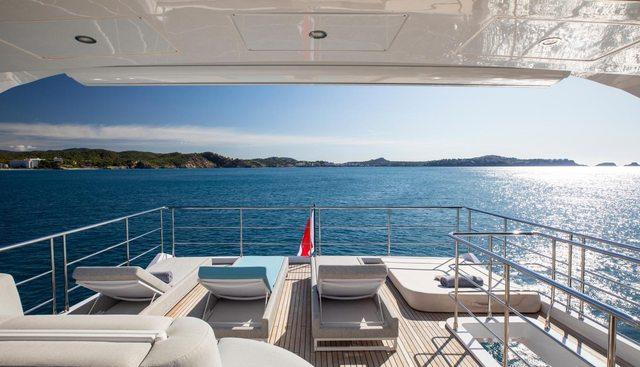 Akama Charter Yacht - 3