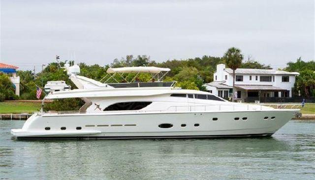 Princess Maria IV Charter Yacht - 2