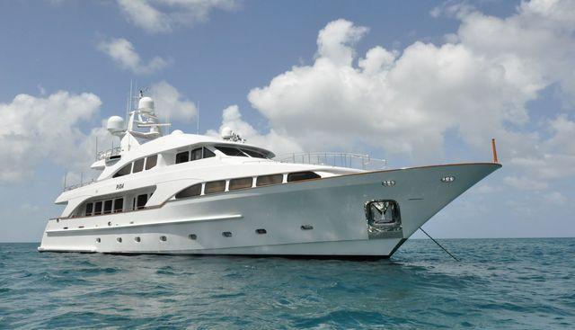 Pida Charter Yacht