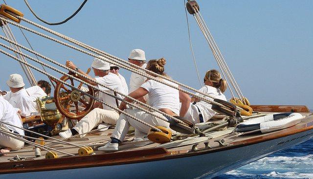 Mariquita Charter Yacht - 8
