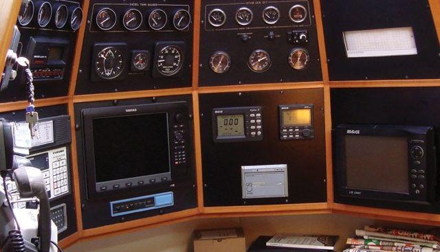 Liberty II Charter Yacht - 5