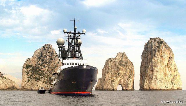 Arctic P Charter Yacht - 2