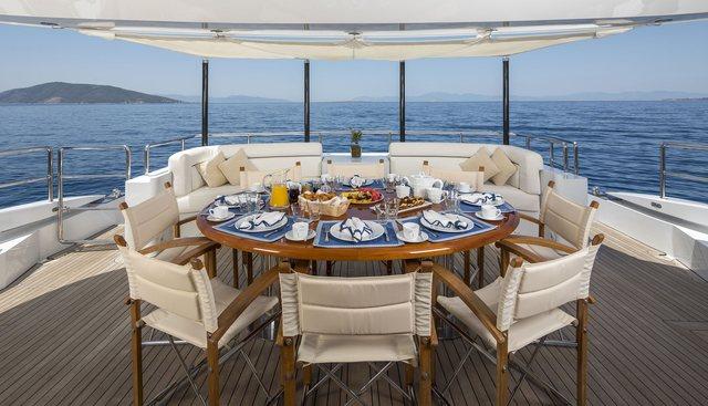 L'Equinox Charter Yacht - 4