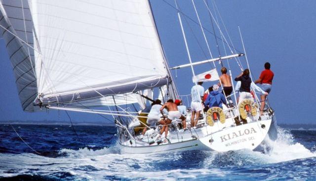 Kialoa III Charter Yacht - 2