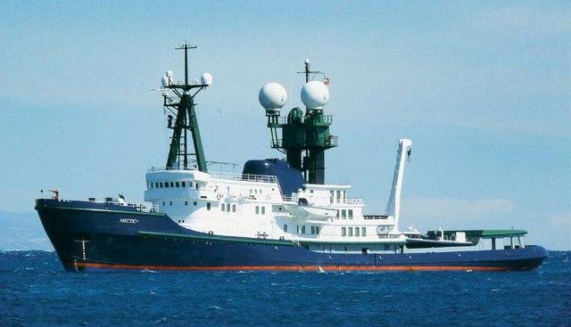 Arctic P Charter Yacht