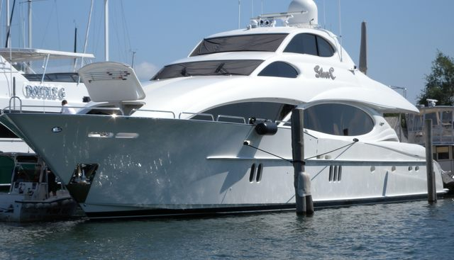 The Beeliever Charter Yacht