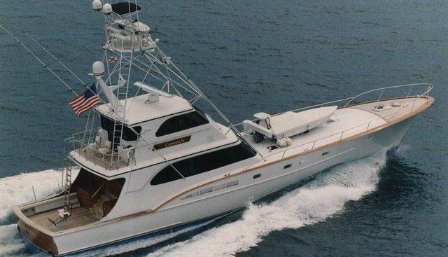 Comanche Charter Yacht