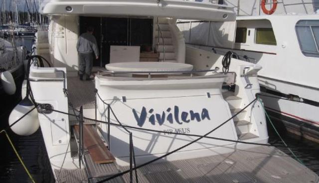 Vivilena Charter Yacht - 5