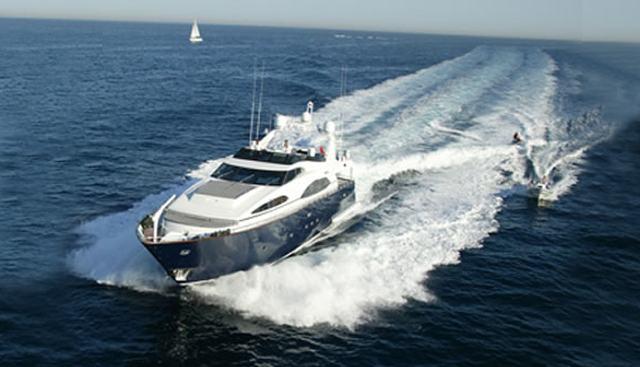Medusa G Charter Yacht