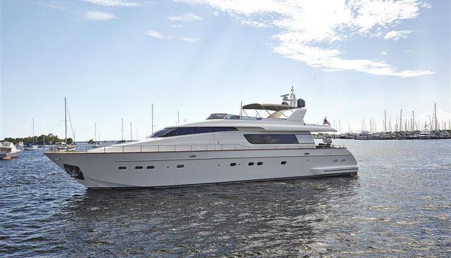 Jordy Charter Yacht