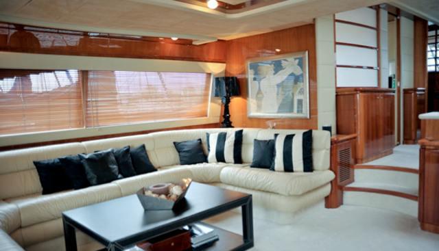 Amor Charter Yacht - 4