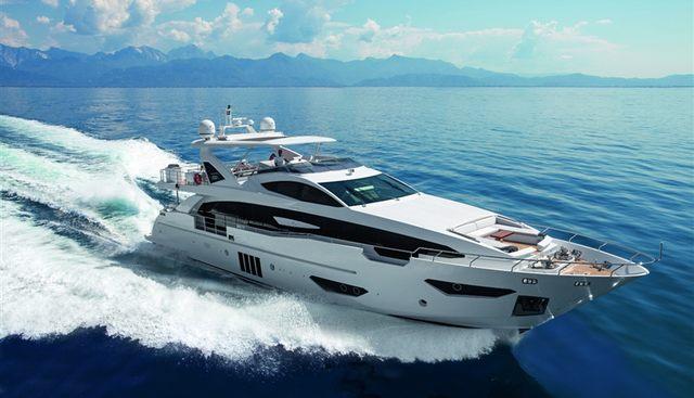Mr Francisco Charter Yacht