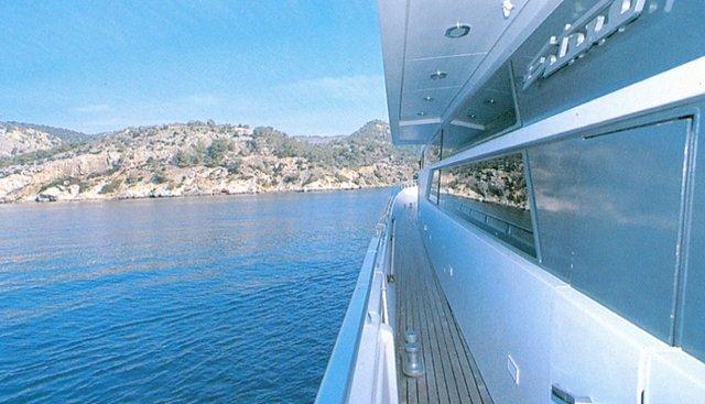 Harama II Charter Yacht - 3