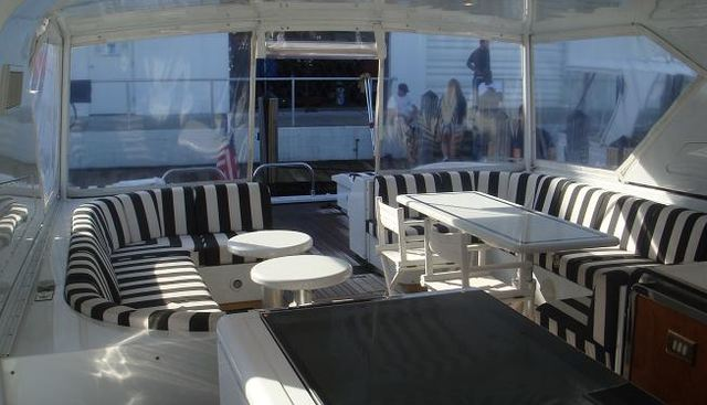 Diamond A Charter Yacht - 4