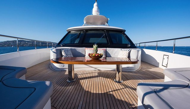 Crystal Charter Yacht - 2