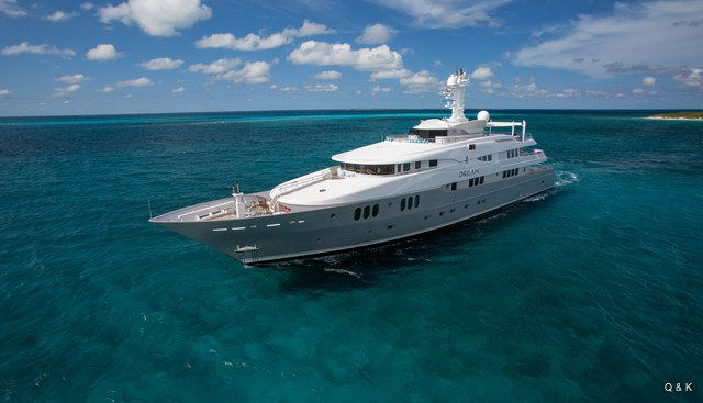 Dream Charter Yacht
