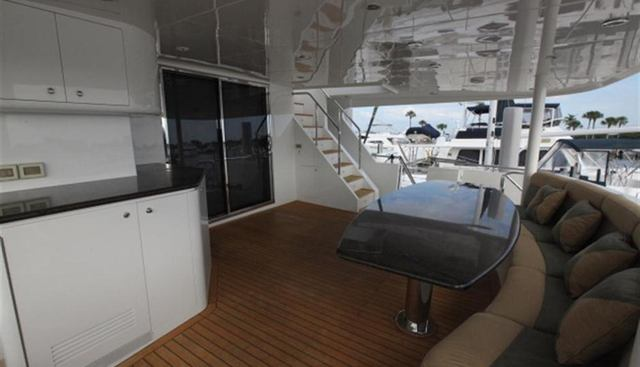 Foot Loose Charter Yacht - 7