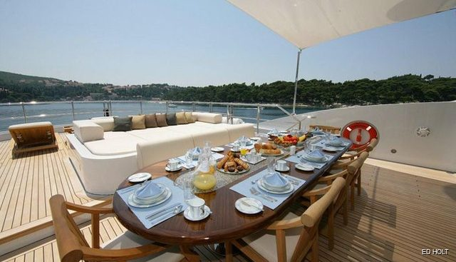 Andreas L Charter Yacht - 5