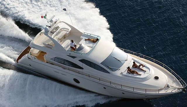 July Charter Yacht