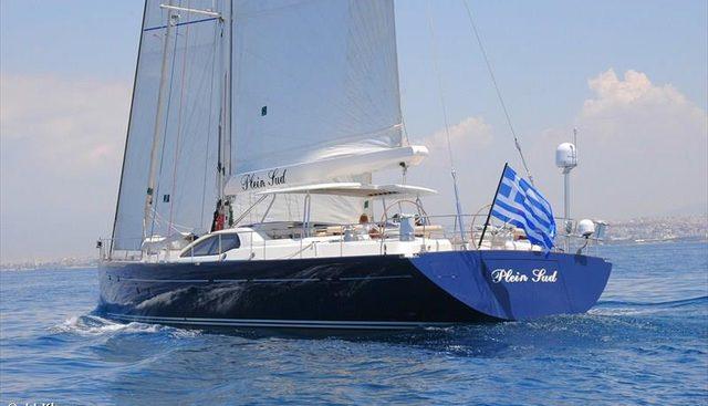 Plein Sud Charter Yacht