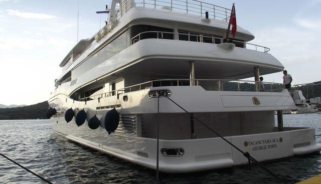 Tacanuyaso M S Charter Yacht - 5