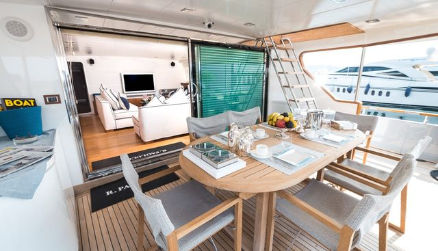 R. Paolucci Charter Yacht - 4