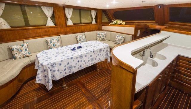 Azra Deniz Charter Yacht - 5
